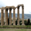 Stock Photo: Temple of zeus