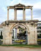 Hadrian's Gate — Stock Photo