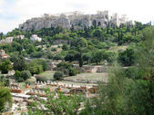 Acropolis — 图库照片