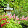 Japanese garden — Stock Photo #5209500