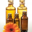Stock Photo: SpTreatment Oils