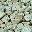 Round-edged Pebbles — Stock Photo