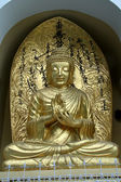 Serene Buddha Icon — Stock Photo