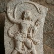 Statue of Anjaneya — Stock Photo