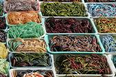 Trays of Bangles — Stock Photo