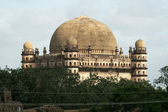 Magnificent Gol Gumbaz — Stock Photo