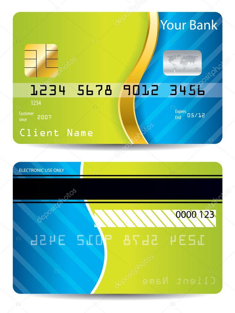 Под банковские карты своими руками