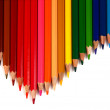 Crayons coloured pencils — Stock Photo #5142971