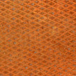 Rusty diamondplate background texture — Stock Photo #3975245