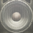 Audio speaker - Stock Photo