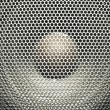 Audio speaker — Stock Photo