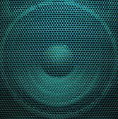 Audio speaker — Stock Photo