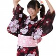 Adorable japanese young girl — Stock Photo #4090260