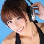 Gorgeous Asian woman — Stock Photo #4103336