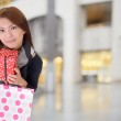 Shopping woman — Stock Photo #4475593