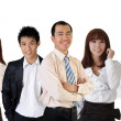 Business team — Stock Photo #4525932