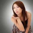 Asian young beauty — Stock Photo