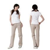 Blank white shirt — Stock Photo