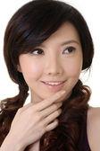 Elegant Asian beauty — Stock Photo