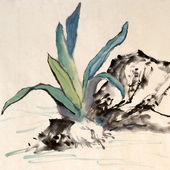 Chinese painting — Foto Stock