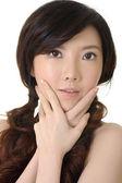 Attractive Asian beauty — Stock Photo