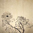 Royalty-Free Stock Photo: Chinese traditional ink painting