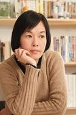 Asian woman — Stock Photo