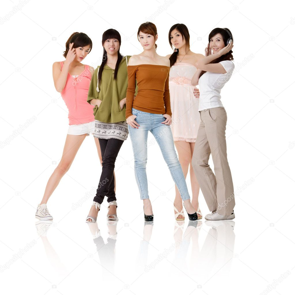 Asian women free