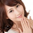 Friendly Asian beauty — Stock Photo #5208712