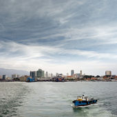 Penang cityscape — Stock Photo