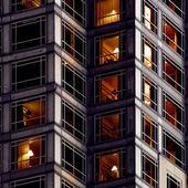 Architecture background — Stock Photo