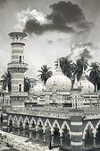 Moschee-landschaft — Stockfoto