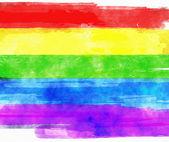 彩虹的颜色 — 图库照片