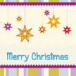 Royalty-Free Stock Photo: Christmas vector background