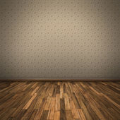 Wooden floor — Stock fotografie