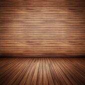 Houten vloer — Stockfoto