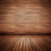 Wooden floor — Photo