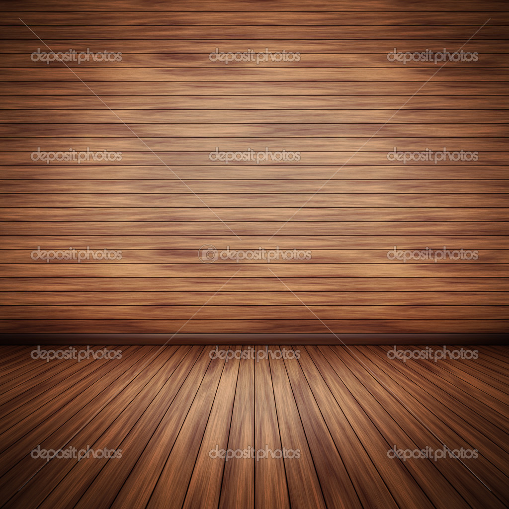 An image of a nice wooden floor background  Foto Stock #4153052
