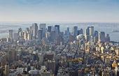 An image of Manhatten New York America — Stock Photo