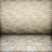 Tiles floor — Stock Photo