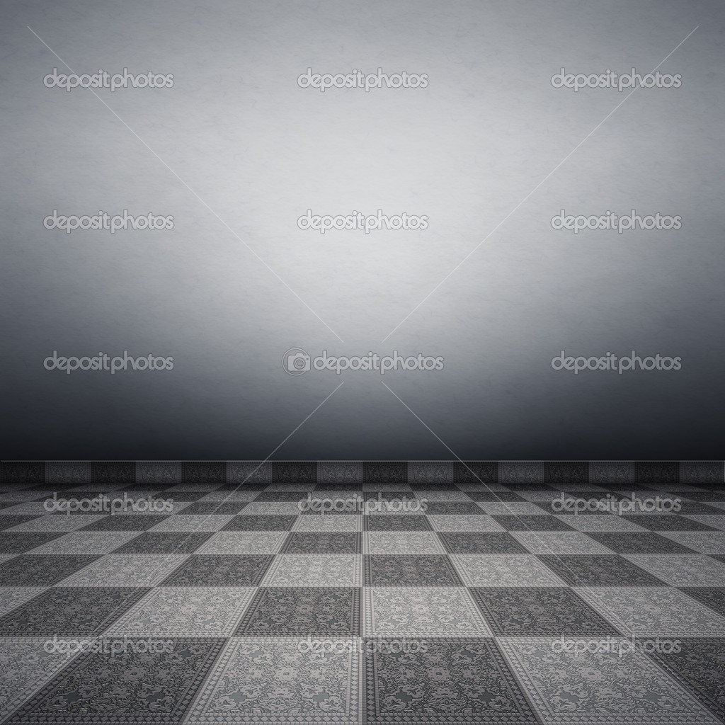 An image of a nice tiles floor background  Stock Photo #4203251