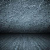 Dark floor — Stock Photo