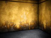 Steel room — Stock Photo