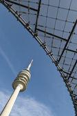 München-fernsehturm — Stockfoto