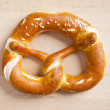 Bavarian Pretzel — Stock Photo #4326020