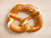 Bavarian Pretzel — Stock Photo