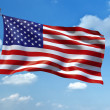 United States of America flag — Stock Photo #5234589