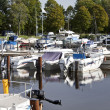 Pleasure Harbor — Stockfoto
