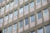 Zużyte budynku — Zdjęcie stockowe