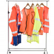 Stock Photo: Colored Workwear